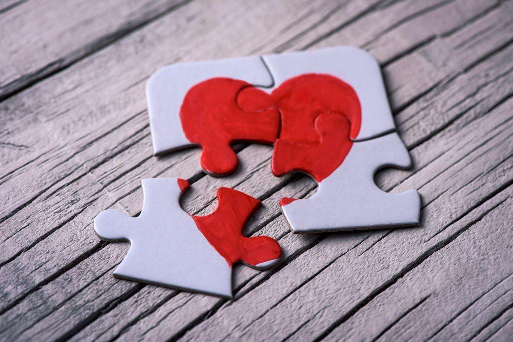 La rupture amoureuse