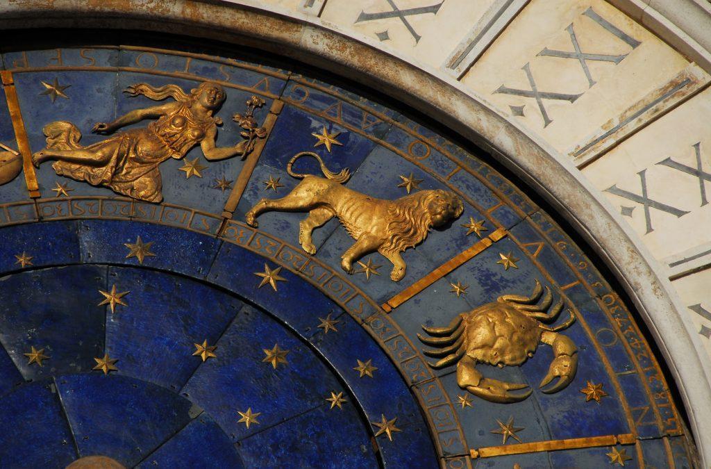 Les signes du zodiaque