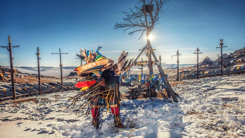 L'importance du costume rituel du chamane