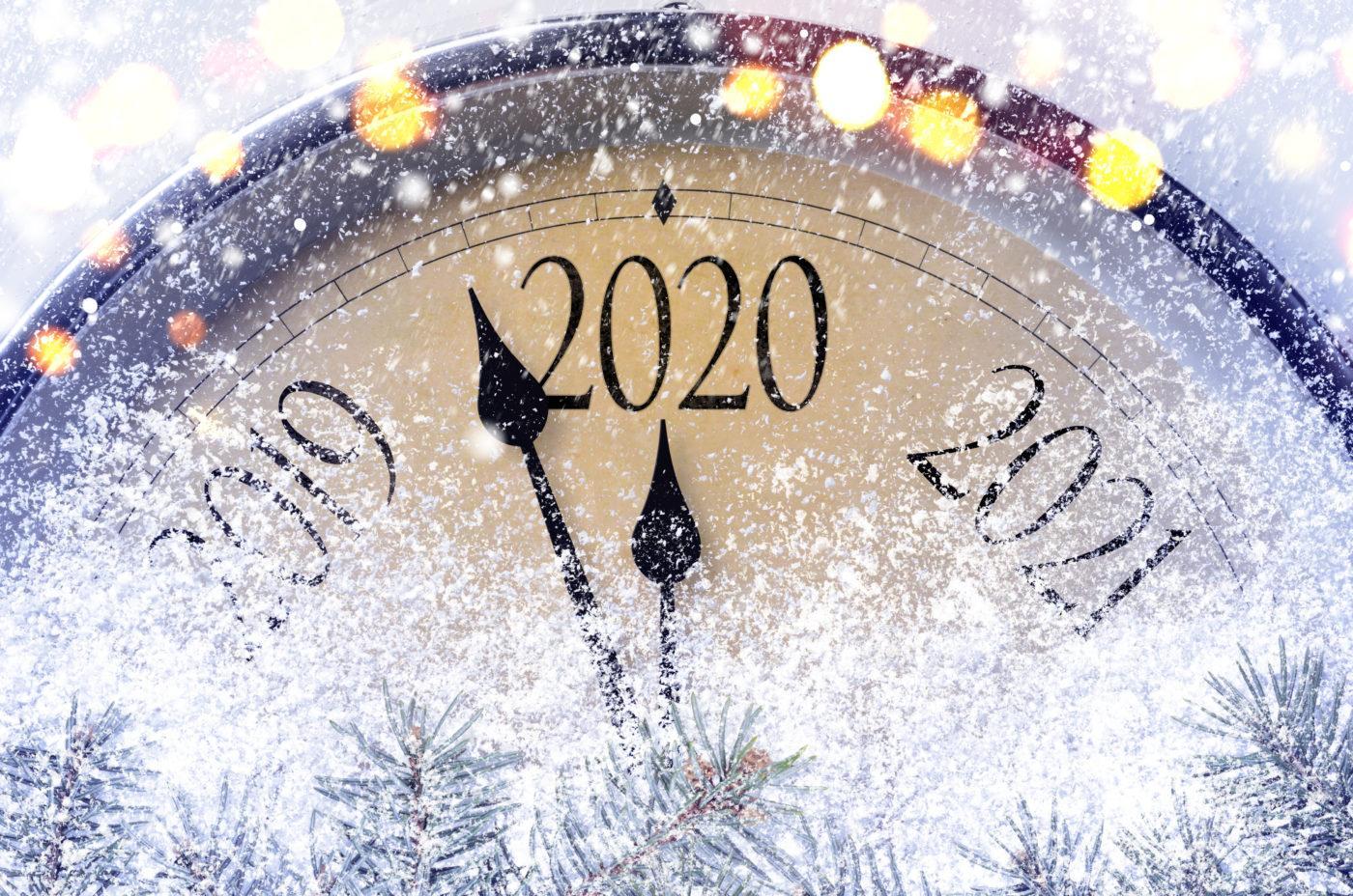 La symbolique chiffrée de 2020