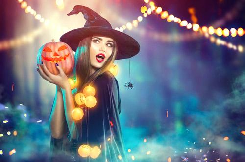 Halloween et le mythe des sorcières